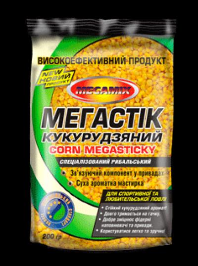 Мегастик кукурузный
