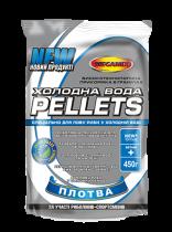 Холодная вода Плотва pellets